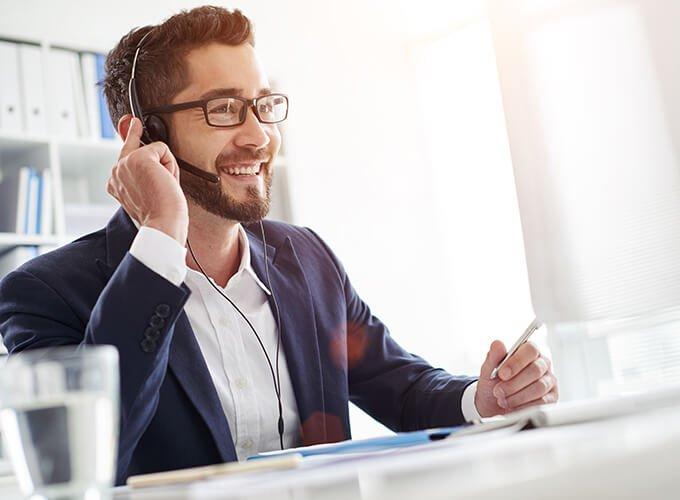 Outbound Telefonservice für Lübbecke